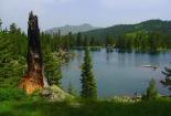 Hridsko jezero. Foto Vlado Vujisić