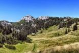 Velebitski botanički vrt i vrh Balinovac, Sjeverni Velebit