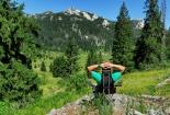 Chill s Pogledom na Lubenovac, Sjeverni Velebit