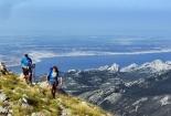 Prema Svetom brdu, Južni Velebit