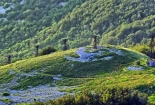 Ostaci žičare kod Alana, Sjeverni Velebit