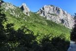 Kanjon Velike Paklenice, Južni Velebit