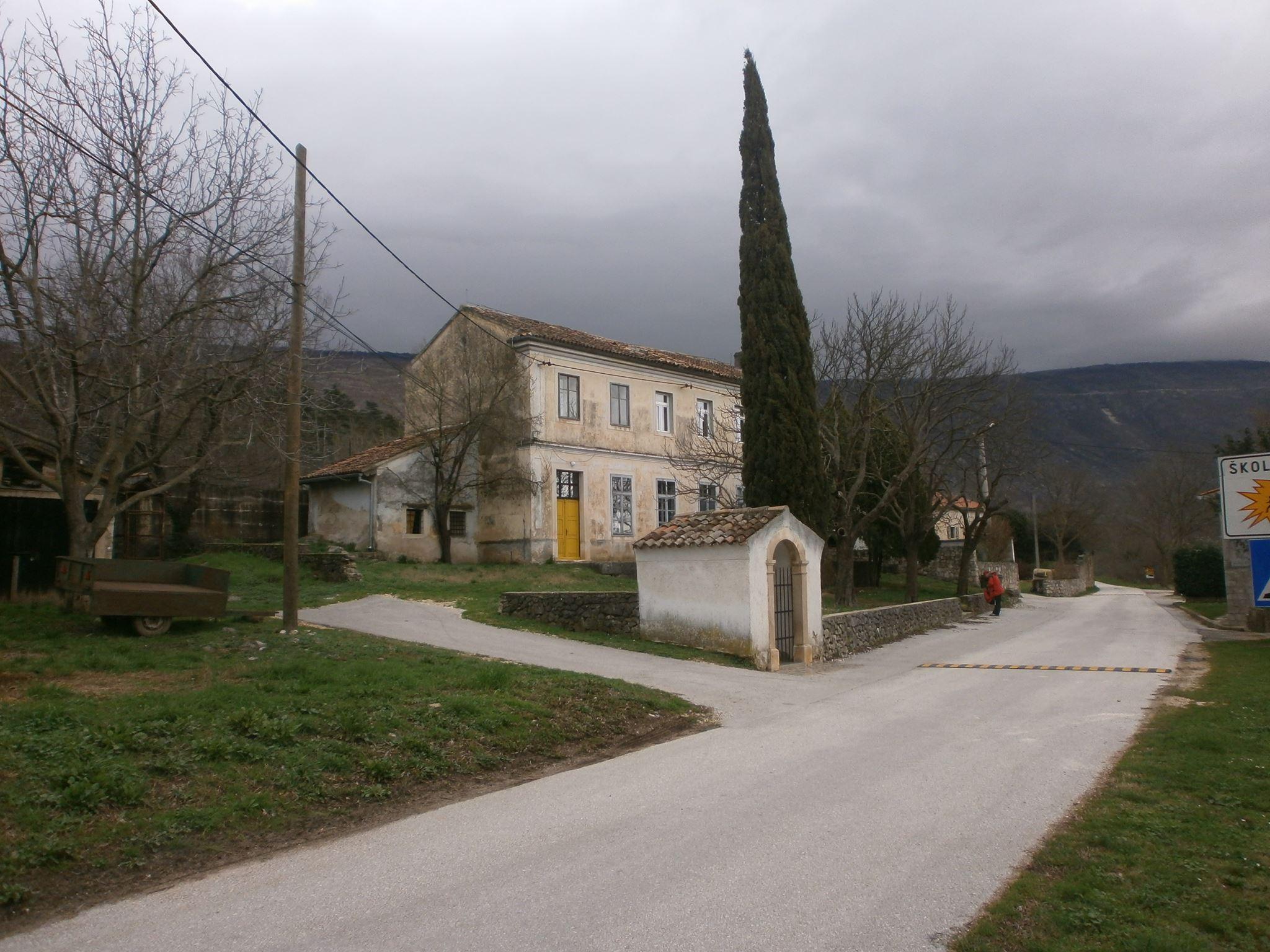 osnovna škola u Šušnjevici