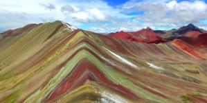 Vinicunca ili Dugina planina – Peru