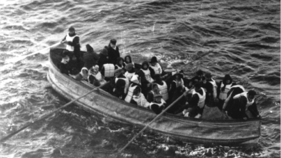 Titanic, Carpathia i hrvatski ljudi