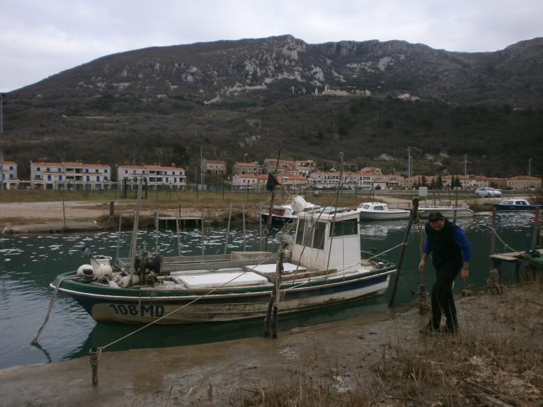 barka - čamac