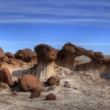Bisti Wilderness nalazi se u New Mexico (SAD)