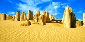 Pustinja Pinnacles