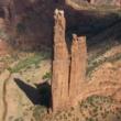 Kanjon de Chelly, tajanstveni Anasazi i Navajo Indijanci