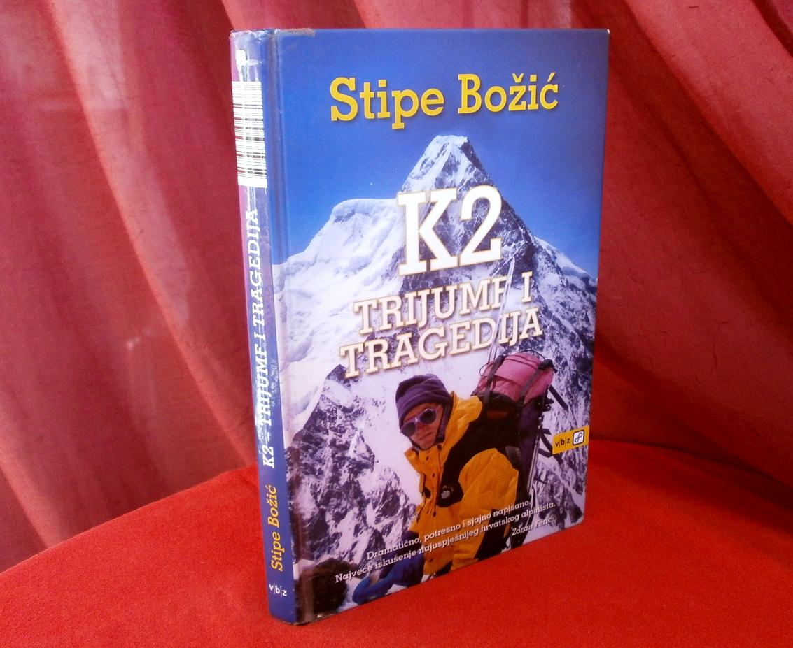 K2 - trijumf i tragedija