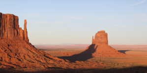 Monument Valley – Dolina stijena