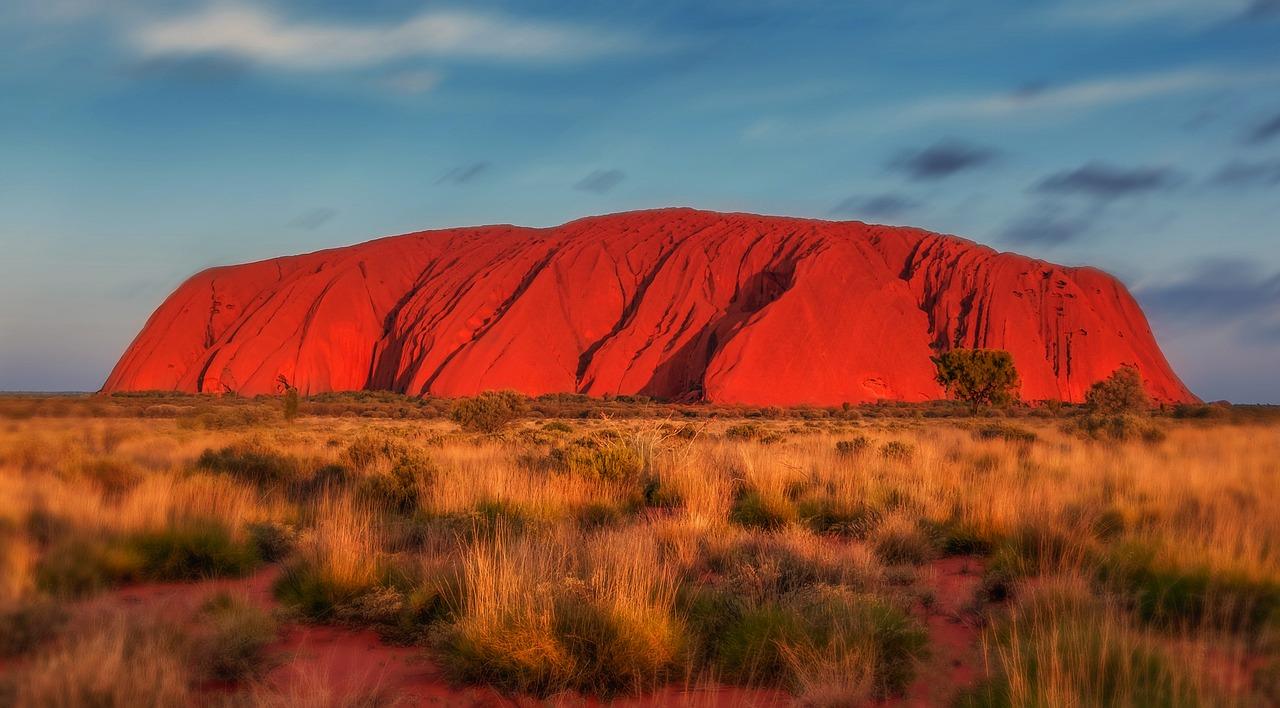 Uluru – Ayers Rock