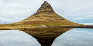 Kirkjufell na Islandu