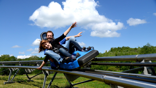 Planinski tobogan Alpine coaster