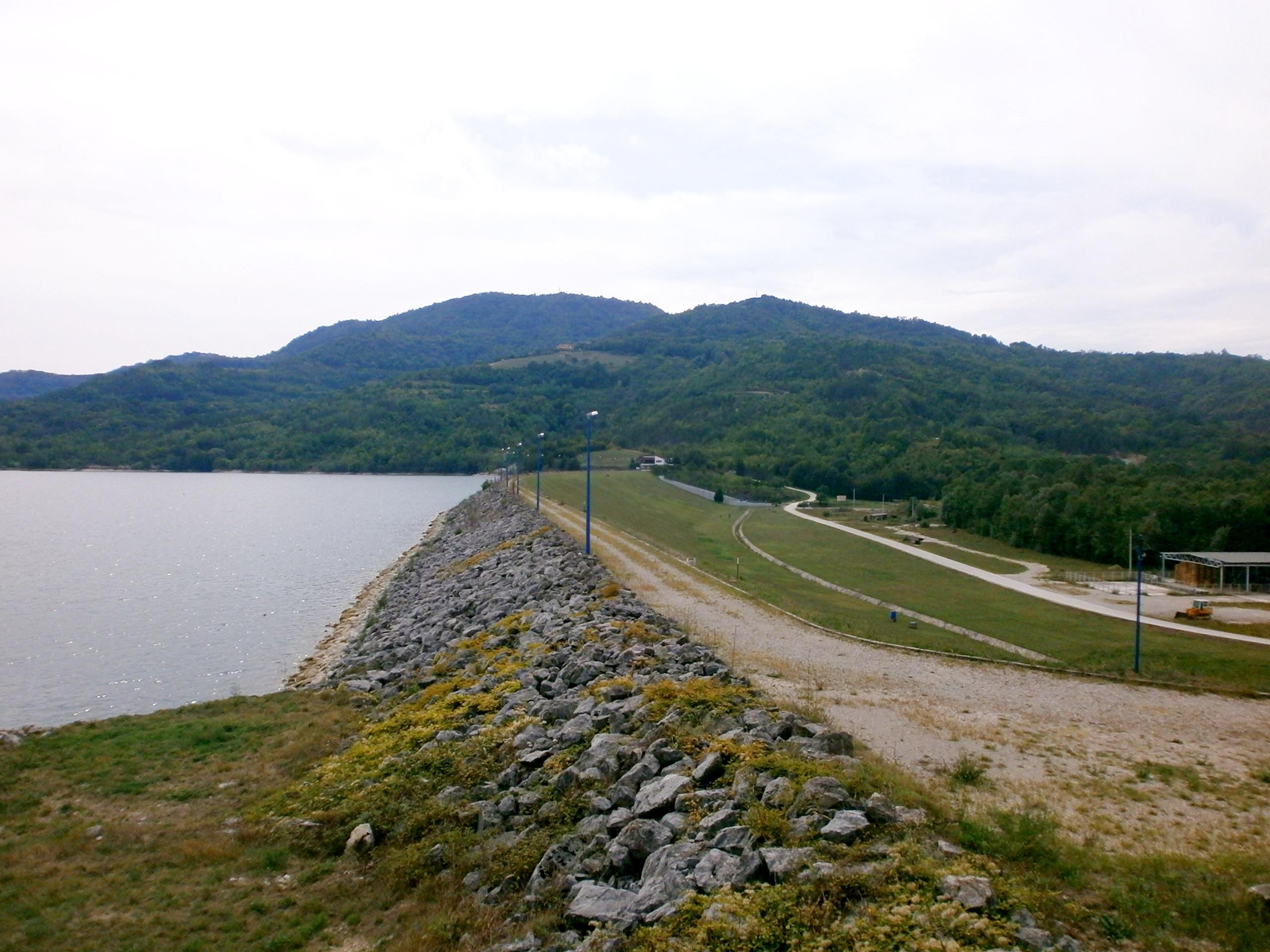 Jezero Butoniga