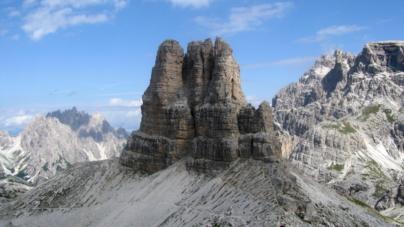 Dolomiti – Torre di Toblin