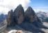 Monte Paterno u Dolomitima