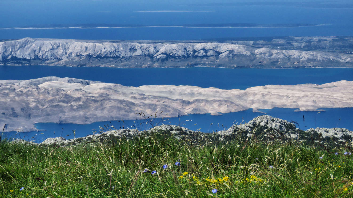 velebit - jadransko more