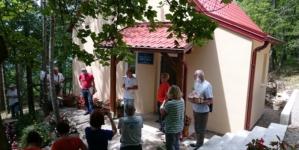 Obnovljena Planinarska kuća pod Žbevnicom