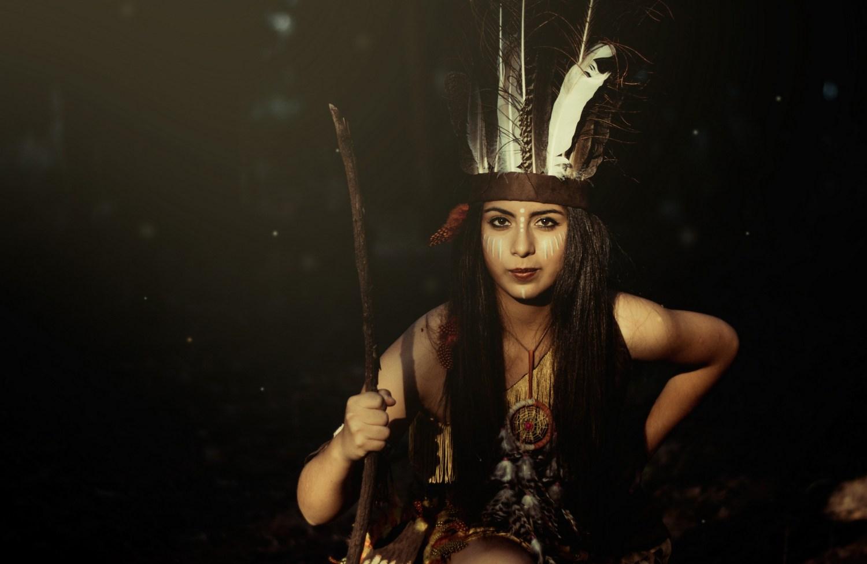 Indijanka