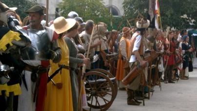Srednjovjekovni festival Svetvinčenat