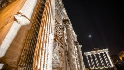 Ekspedicija 7 milja: Svi putevi vode u Rim