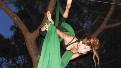 Ples na svili