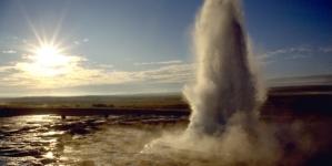 Island i gejziri