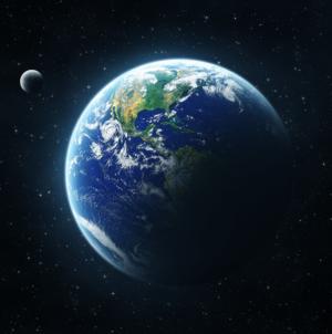 Mjesec se udaljava od Zemlje