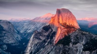 Yosemite i El Capitan