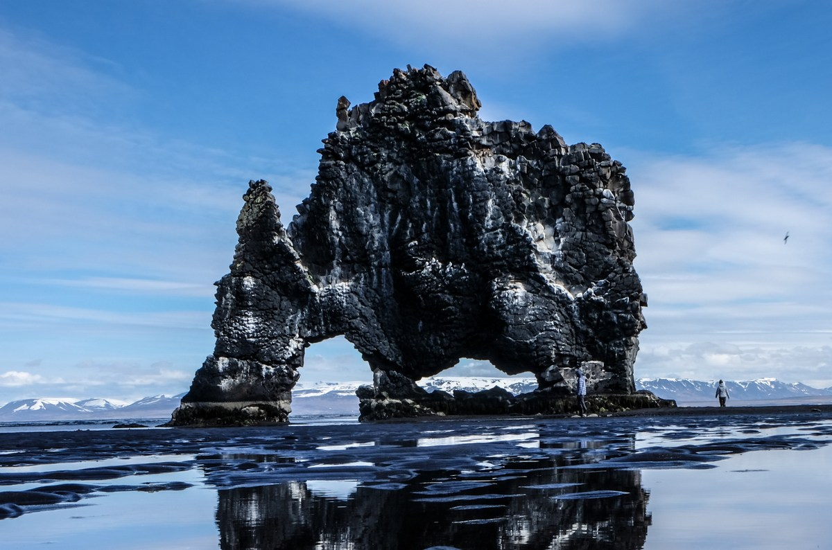 Hvitsekur - Iceland