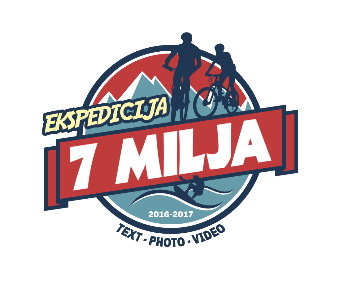 ekspedicija 7 milja