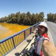 Ekspedicija 7 milja: Prijelaz iz Španjolske u Portugal