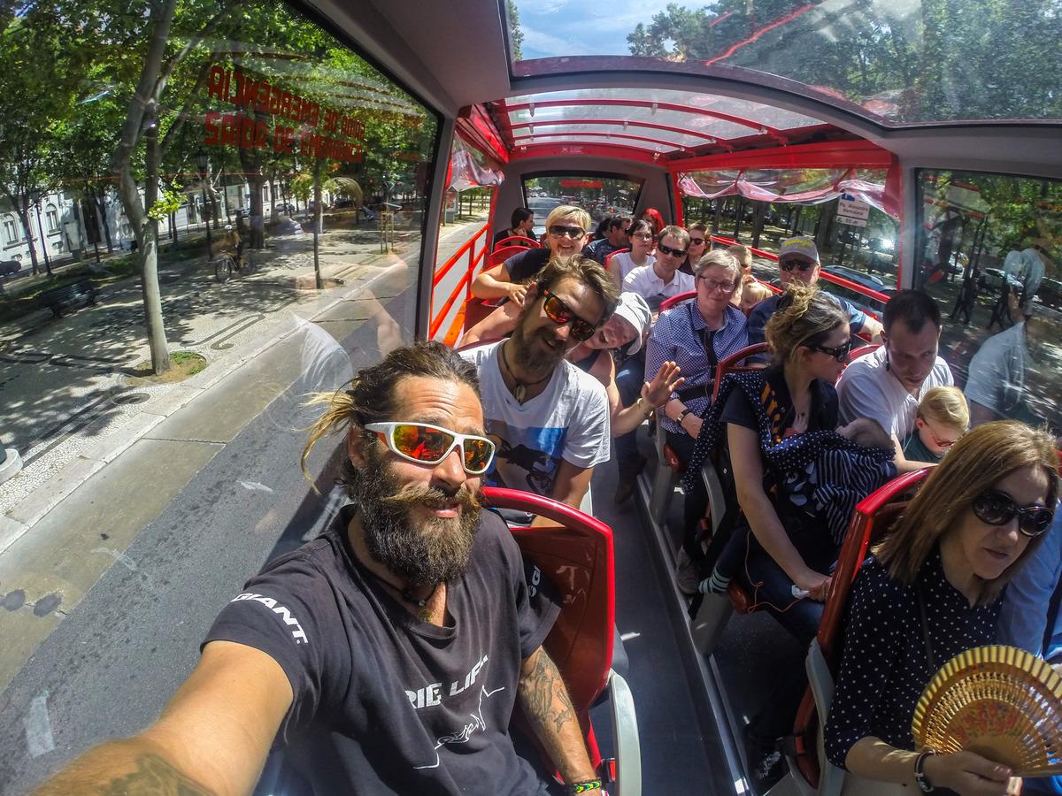 Turisti u Lisabonu