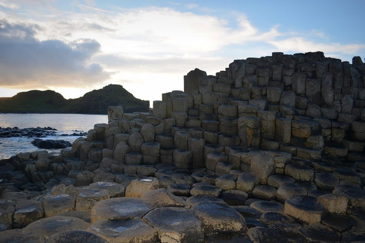 Giant's Causeway - Prolaz divova