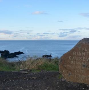 Giant's Causeway – Prolaz divova