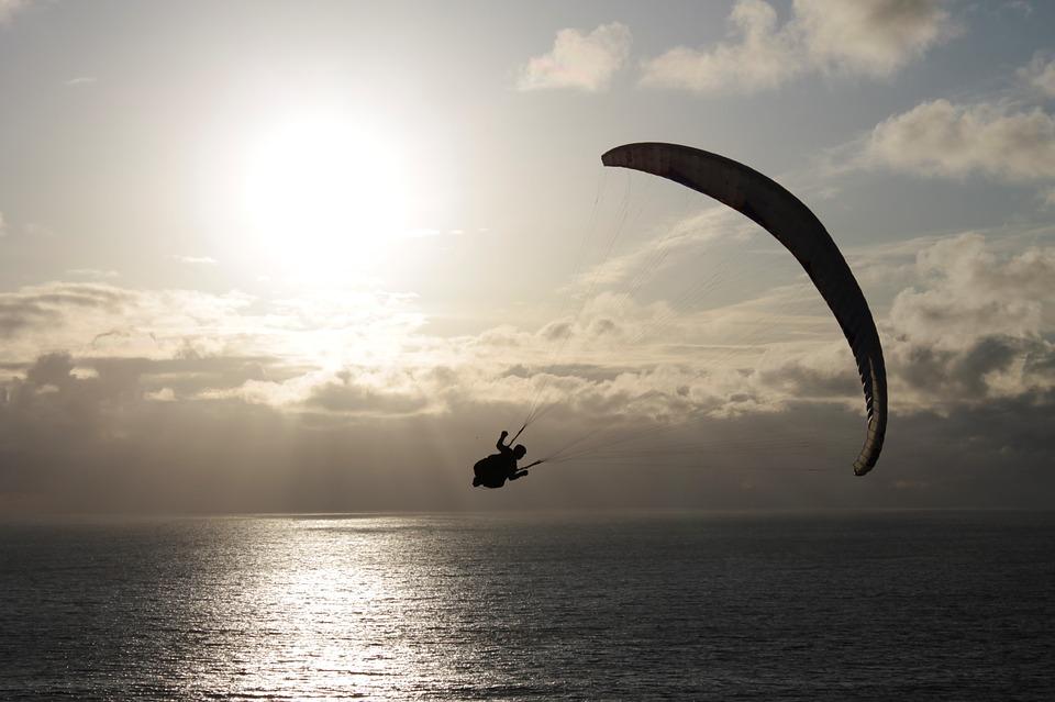 padobransko jedrenje - paraglajding