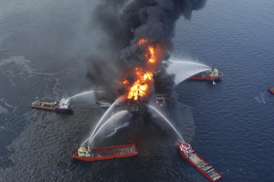 ekološka katastrofa