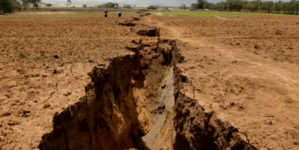 Afrička tektonska ploča je počela pucati