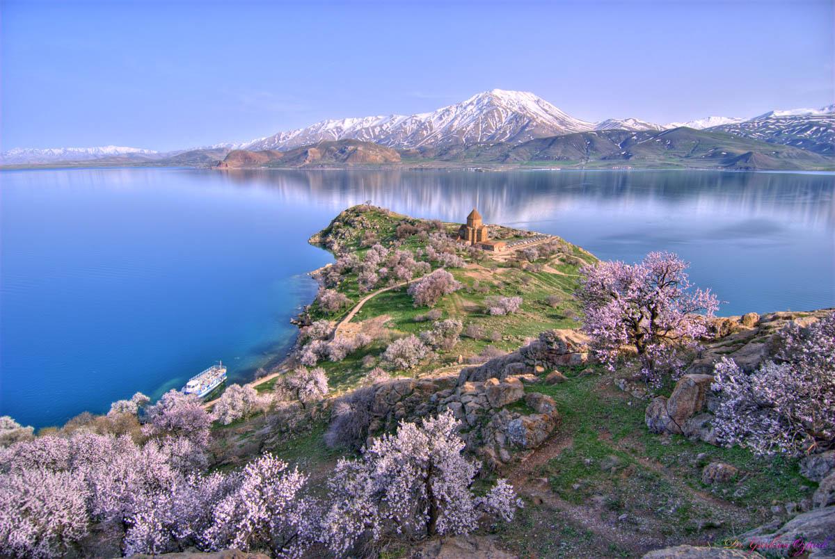 Jezero Van