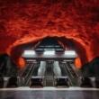 Podzemna željeznica u Stockholmu