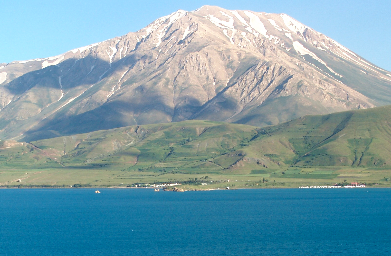 Ugašeni vulkan Mount Çadır