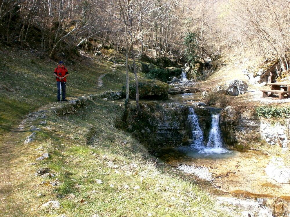 Slapovi u Istri