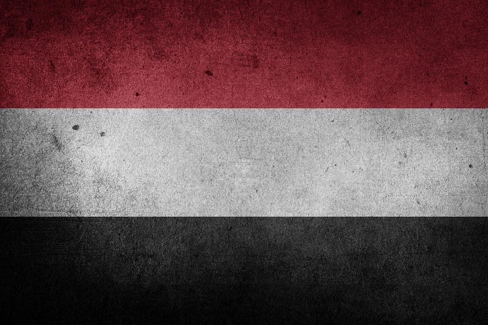 jemen zastava