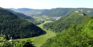 Švapska Jura – Schwäbische Alb