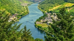 Dolina rijeke Moselle