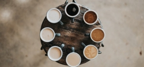 Šalica kave s prijateljem