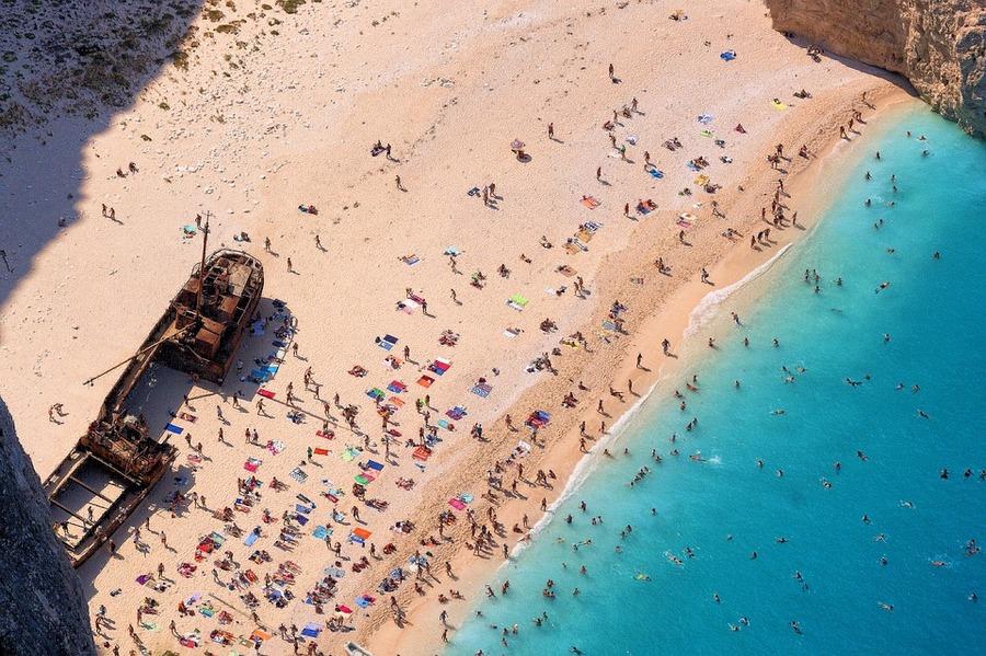 Zakynthos -Grčka