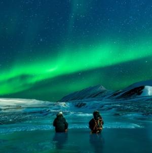 Aurora borealis – Polarna svjetlost