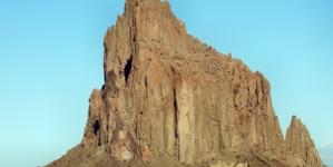Shiprock – krilata stijena Navajo naroda